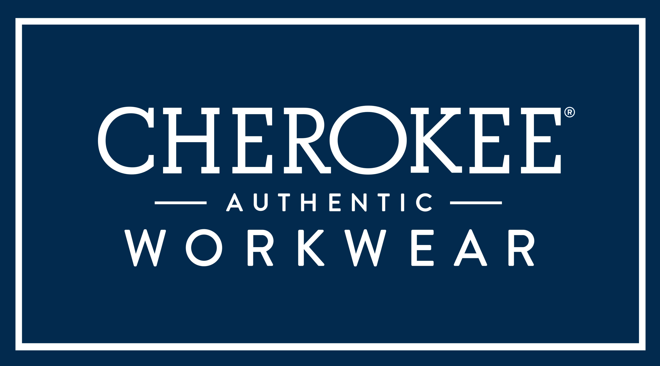 Cherokee Workwear Size Chart