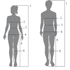 Sizing Measurements Guide