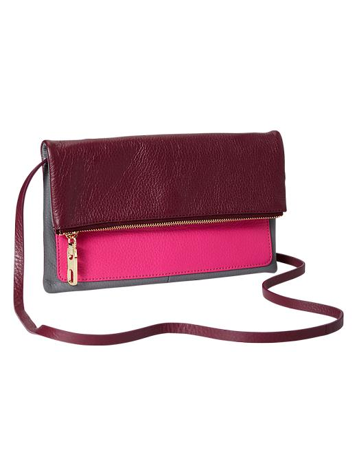 gap color-block bag