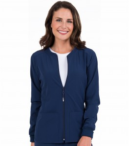 Med Couture Scrub Jacket