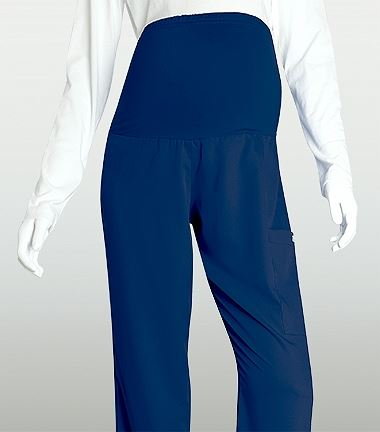 Grey's Anatomy Maternity Scrub Pants With Cargo Pocket-6202