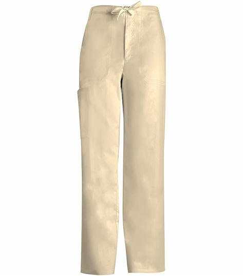 Cherokee Luxe Mens Fly Front Drawstring Pant 1022