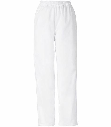 Cherokee Women's Elastic Waist Pull On Scrub Pants-2001