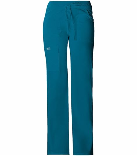 Cherokee WorkWear Core Stretch Women's Cargo Scrub Pants-24001