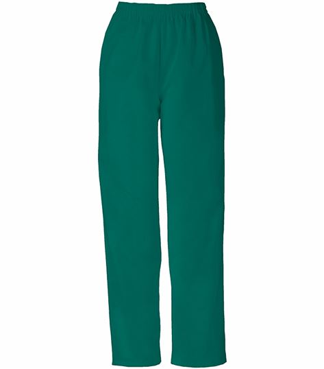 Cherokee WorkWear Women's Elastic Waist Pull On Scrub Pants-4001