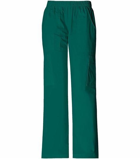 Cherokee WorkWear Core Stretch Women's Cargo Scrub Pants-4005