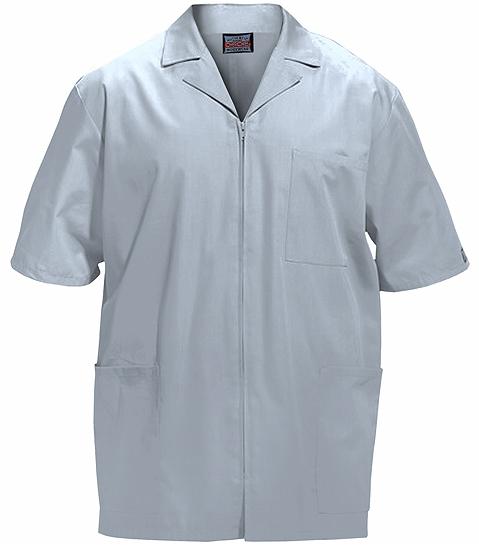 Details about  /Cherokee Workwear Men/'s Zip Front Scrub Jacket 4300