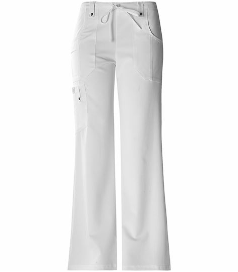 Dickies Xtreme Stretch Women's Drawstring Cargo Scrub Pants-82011