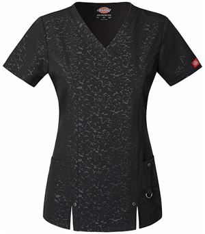 Dickies Xtreme Stretch V-neck Top 82816