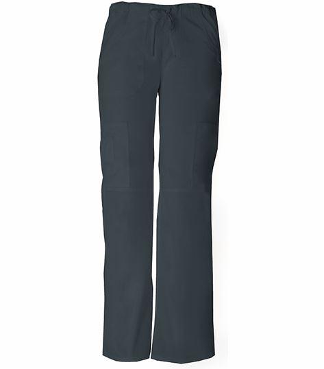 Dickies EDS Signature Women's Elastic Waist Cargo Scrub Pants-85100