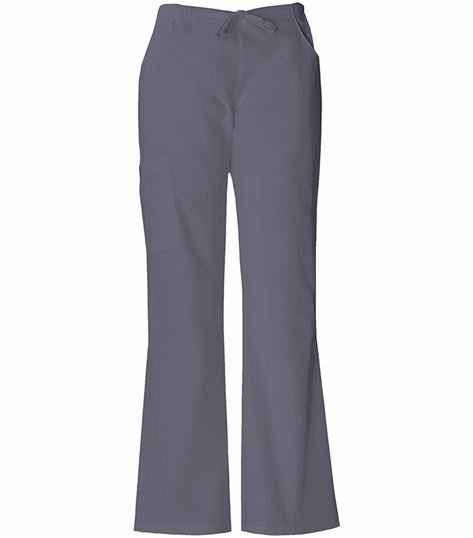 Dickies Everyday Scrubs Mid Rise Drawstring Cargo Pant 854206