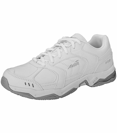 Avia by Cherokee Slip Resistant Athletic Footwear A1439M