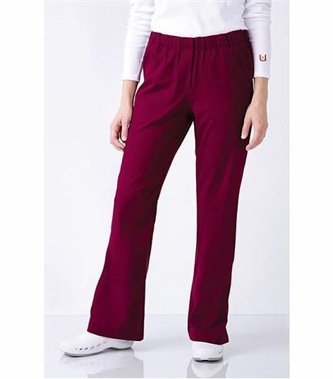 Urbane 'Alexis' Comfort Elastic Waist Pant 9306