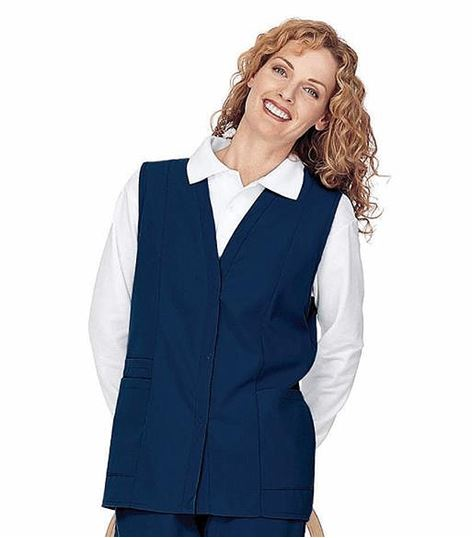 Landau Double Pocket Vest 0755