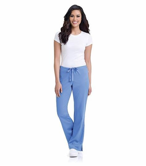 Urbane Women's Drawstring Scrub Pants-9310