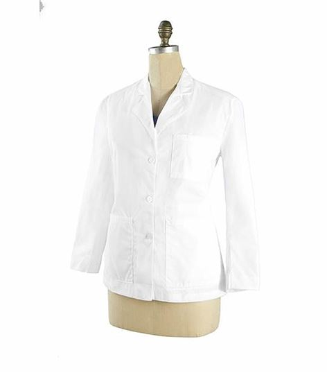 Landau Notched Lab Coat 3029