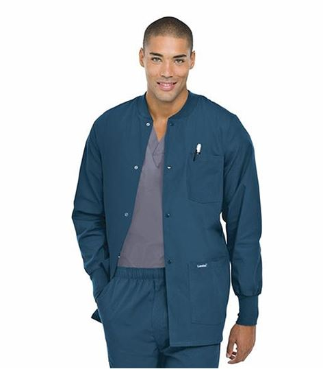 Landau Mens Warm-up Jacket 7551