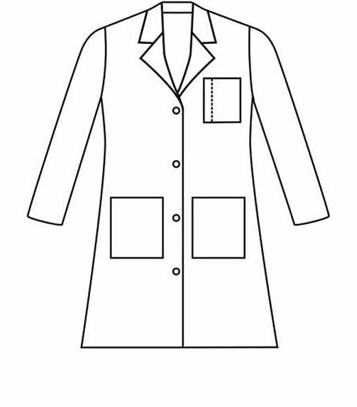 landau women s 38 button front 3 pocket lab coat 3155 medical Safety Coat landau women s 38 button front 3 pocket lab coat 3155 medical scrubs collection