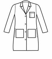 landau women s 38 long white lab coat 3153 medical scrubs collection Cartoon Lab Coat landau women s 38 long white lab coat 3153