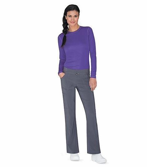 Urbane Women's Long Sleeve Underscrub Tee-9033