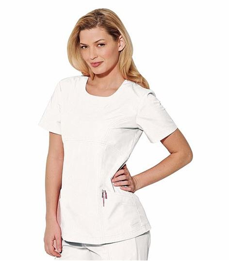 Landau Scoop Neck Top 8162