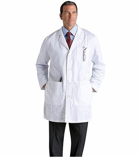 Landau Mens Premium Lab Coat 3161