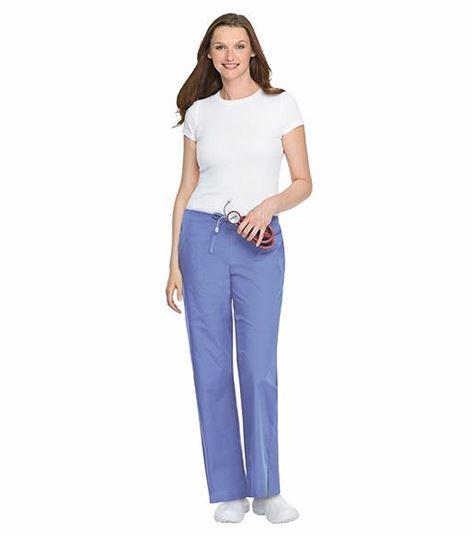 ScrubZone by Landau Women's Flare Leg Scrub Pants-83222