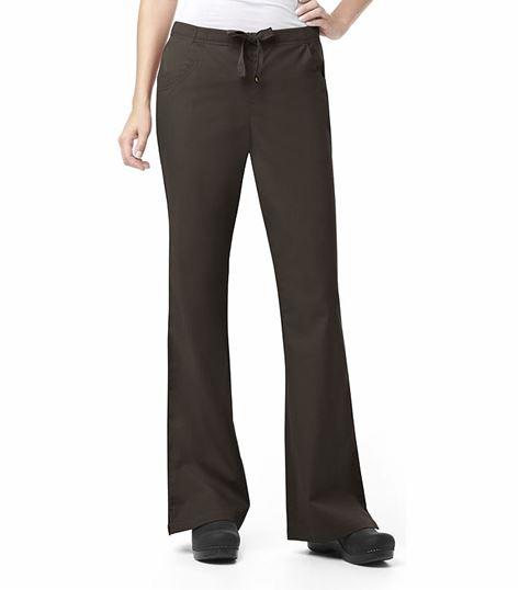 Carhartt Premium Women's Flare Leg Drawstring Scrub Pants-C50201