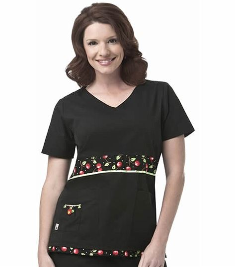 Mary Engelbreit Solid Top With Print Combo M3013