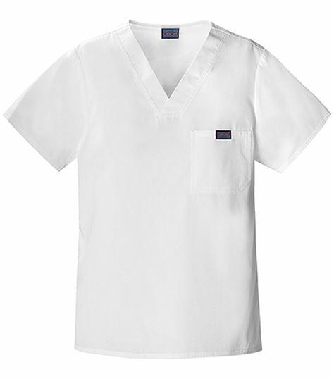 Cherokee Workwear Men's V-Neck Scrub Top-4789