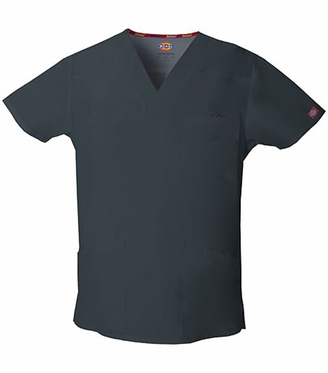 Dickies EDS Signature Men's V-Neck Scrub Top-81906