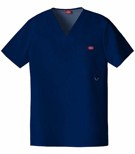 Dickies Xtreme Stretch Mens V-neck Top 81910