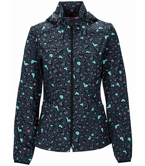 HeartSoul Warm-up Jacket 20312 | Medical Scrubs Collection