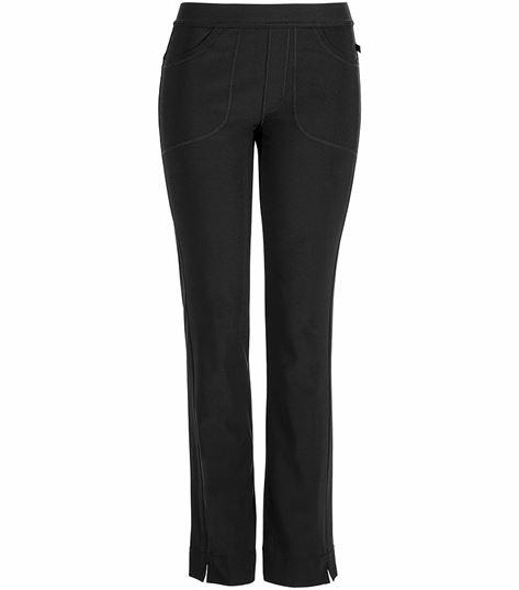 Cherokee Infinity Women's Slim Low-Rise Pull On Scrub Pants-1124A