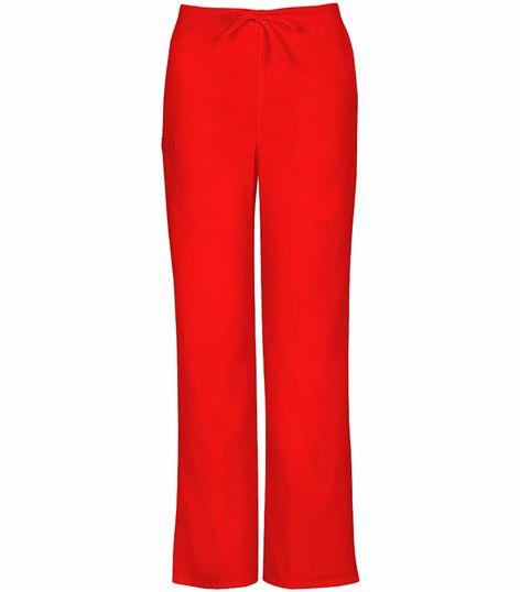 Cherokee Workwear Unisex Natural-rise Drawstring Pant 34100A