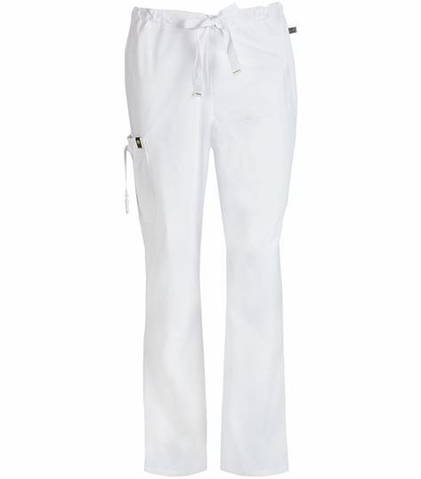 Code Happy Men's Drawstring Cargo Scrub Pants-16001AB