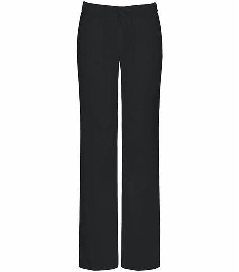 Dickies EDS Women's Low-Rise Straight Leg Scrub Pants-82212A