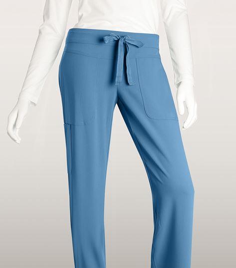 Grey's Anatomy Signature Women's Slim Straight Leg Callie Scrub Pants-2207