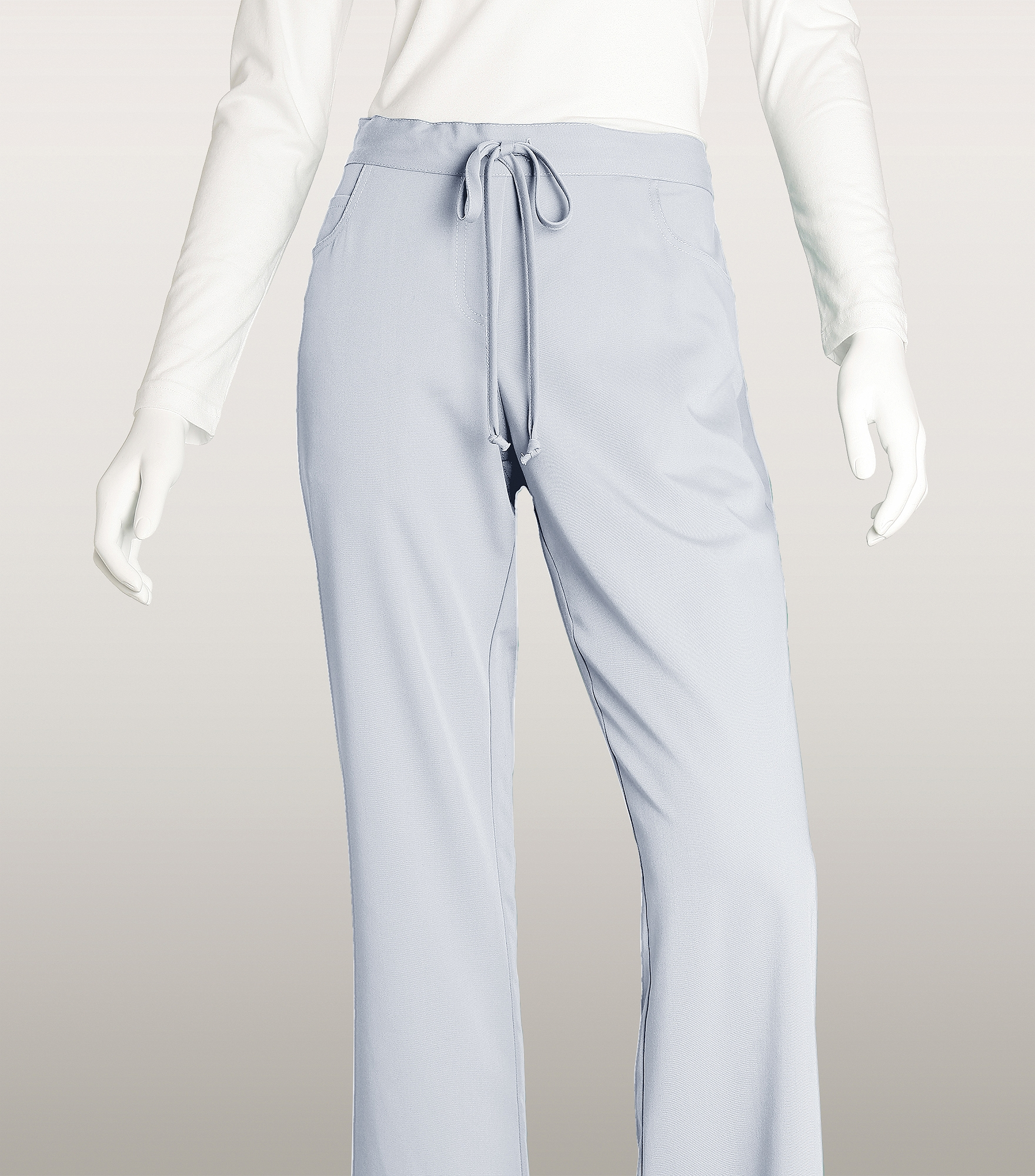 Grey\'s Anatomy Women\'s 5 Pocket Drawstring Scrub Pants-4232 ...