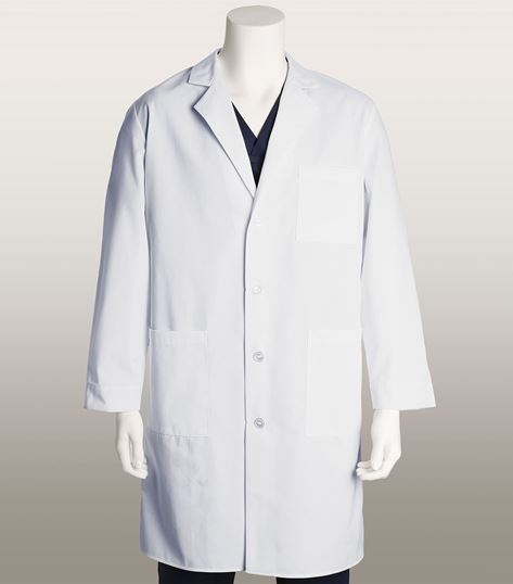 Mr. Barco Mens 40 Inch 3 Pocket Lab Coat 9422