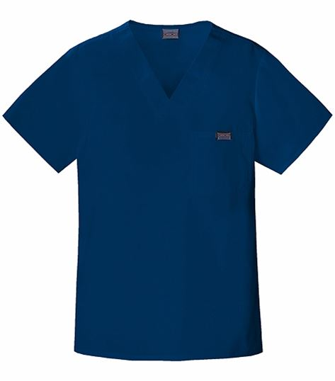 Cherokee Workwear Men's V-Neck Scrub Top-4789