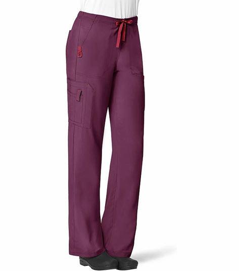 Carhartt Crossflex Women's Drawstring Cargo Scrub Pants-C52110