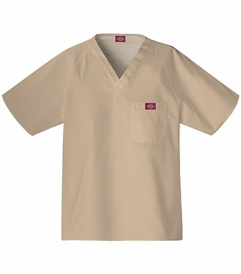 Dickies Everyday Scrubs Mens Raglan Sleeve Top 816106