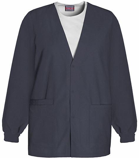 Cherokee WorkWear Cardigan Warm-up Jacket 4301