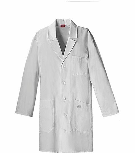 "Dickies Everyday Scrubs 37"" Unisex Lab Coat 83404"