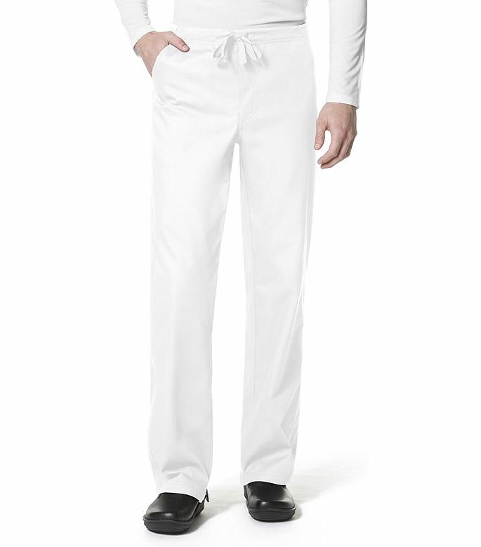 c35422e22ec Carhartt Men's Ripstop Low Rise Drawstring Scrub Pants-C54208   Medical  Scrubs Collection