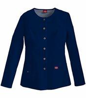 Dickies Xtreme Stretch Women's Warm-Up Scrub Jacket-82310