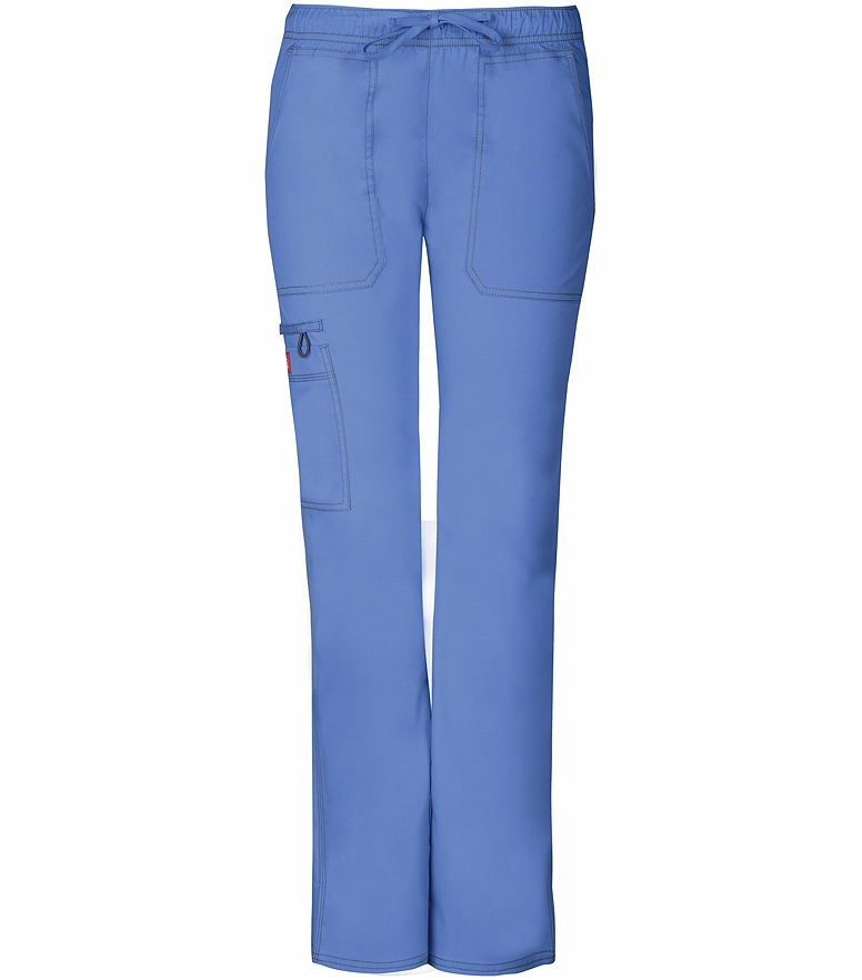 fdc75d31082 Dickies GenFlex Women's Low Rise Cargo Scrub Pants-DK100 | Medical Scrubs  Collection