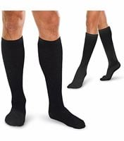 Cherokee Hosiery 15-20 Hg Cushioned Core Spun Knee Socks TFCS179