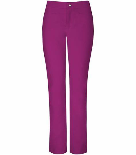 Sapphire Women's Low Rise Slim Fit Scrub Pants-SA101A